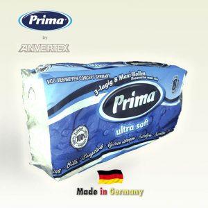 Toilettenpapier WC-Papier 3-lagig, 64 Rollen