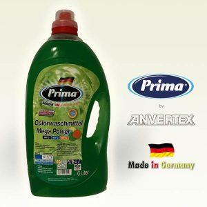 PRIMA Flüssigwaschmittel / Colorwaschmittel