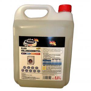 PRIMA Flüssigwaschmittel Black im 5-Liter Kanister