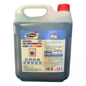 PRIMA Flüssigwaschmittel / Vollwaschmittel im 5-Liter Kanister