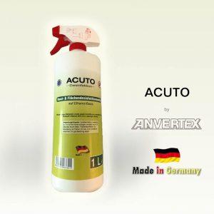 Acuto Flächendesinfektion 1 Liter Sprühflasche