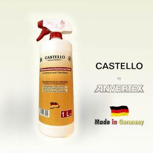 Castello Flächendesinfektion 1 Liter Sprühflasche
