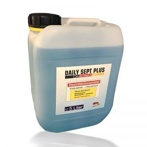 Daily Sept Plus Desinfektionsmittel 5 Liter im Kanister